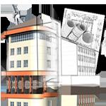 Технический план дома в Подольске